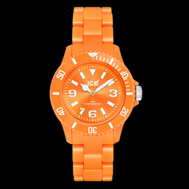 337674-Ice Orange Fluo Watch RETIRED ONLY 1 LEFT!