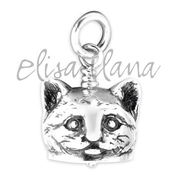 Mini Cat Bell Necklace 342656