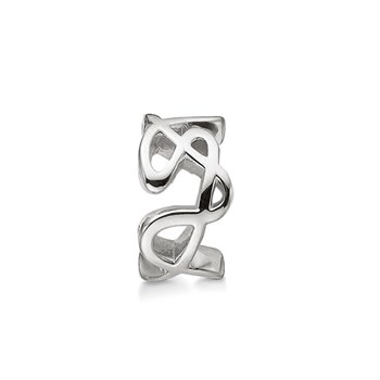 STORY by Kranz & Ziegler Sterling Silver Doodle Ring Spacer