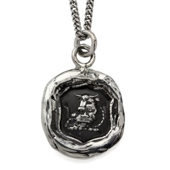 605-01173-Fatherhood Talisman Necklace