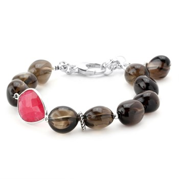 Lollies Smokey Quartz Bracelet 344700