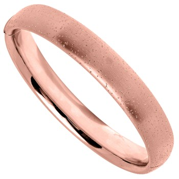 Rose Gold Stardust Bangle-344835
