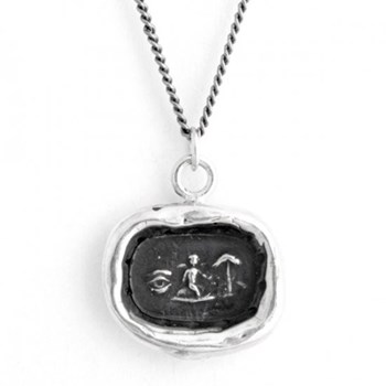 347933-I Love You Talisman Necklace