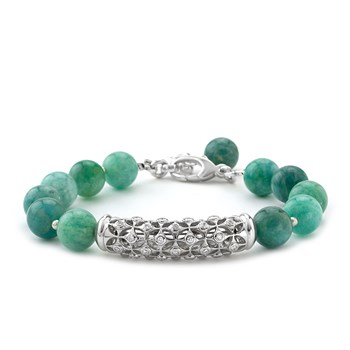 Lollies Amazonite Bracelet
