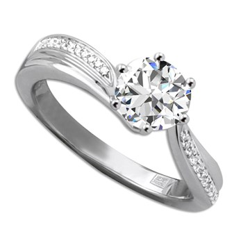 Frederic Sage Bridal Ring-348871