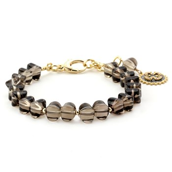 Lollies Smokey Quartz Bracelet 344656