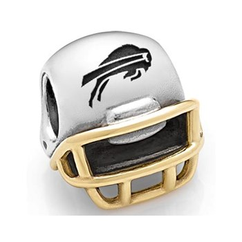 346576-PANDORA Buffalo Bills NFL Helmet Charm