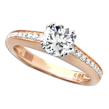 Frederic Sage Bridal Ring-348874