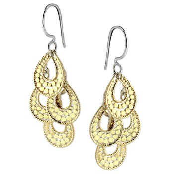 Drop Chandelier Earrings-345293