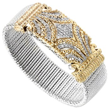 Radiating Diamond Bracelet-345027