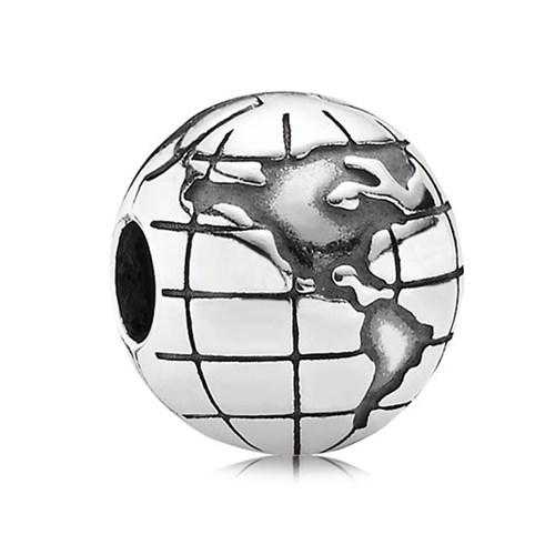 Pandora Globe Clip 344220 Elisa Ilana