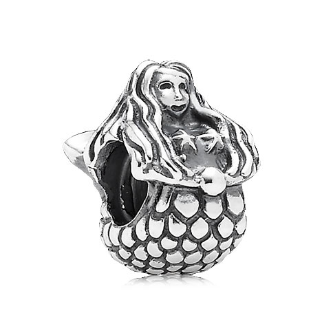 344252-PANDORA Mermaid Charm