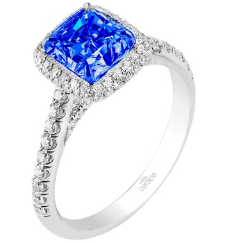Parade Blue Sapphire Ring-347989