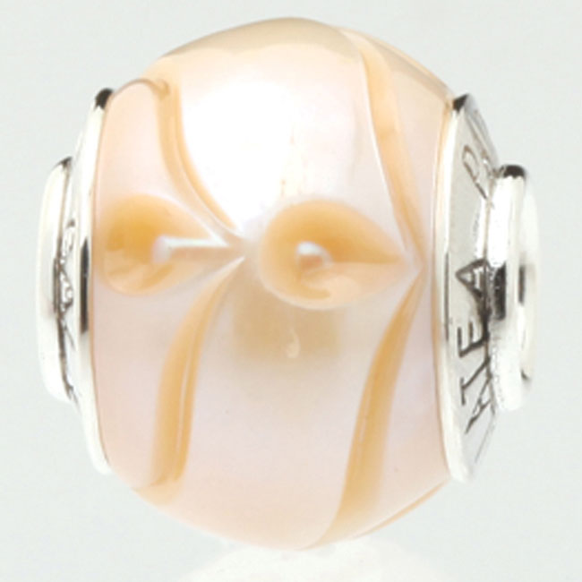 339111-Galatea Peach Levitation Pearl