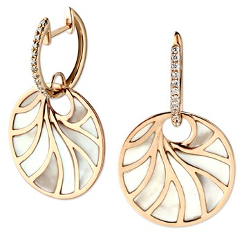 White Venus II Earrings-344999
