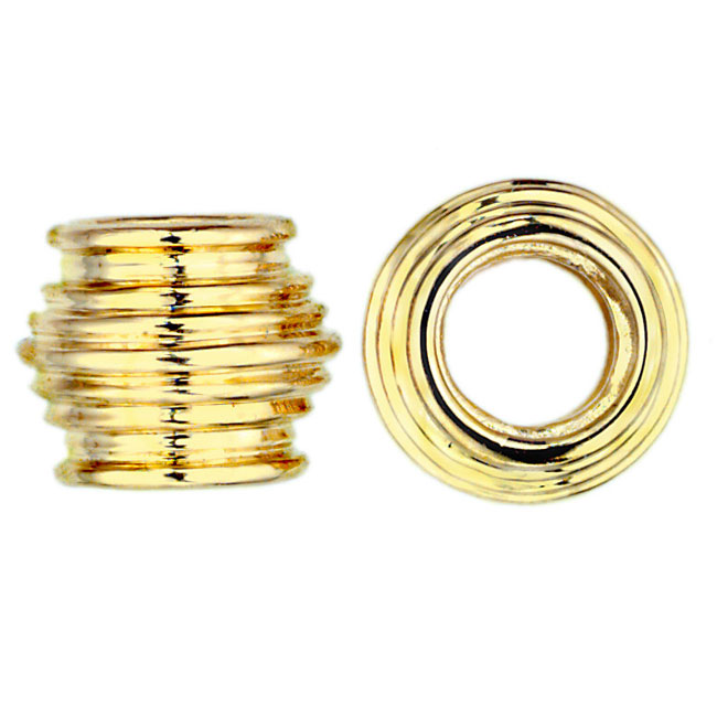262651-Storywheels Spacer 14K Gold Wheel ONLY 2 AVAILABLE!