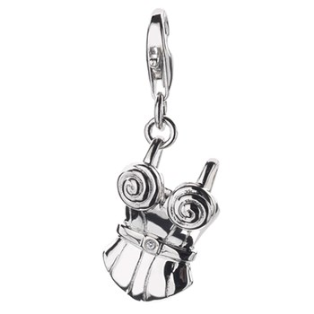 334108-Hot Diamonds Big Squeeze Charm RETIRED ONLY 4 LEFT!