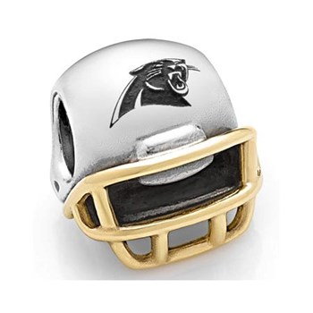 346577-PANDORA Carolina Panthers NFL Helmet Charm