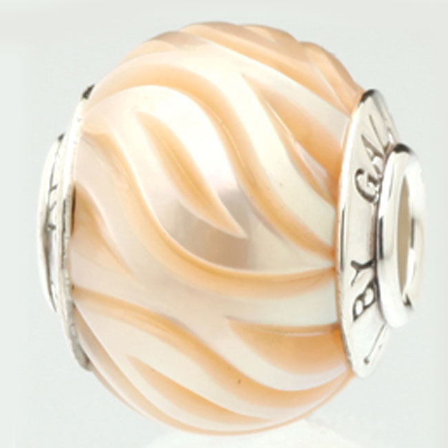 339107-Galatea Peach Levitation Pearl