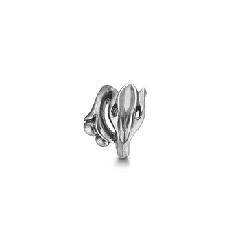 STORY by Kranz & Ziegler Black Rhodium Lily Ring Spacer