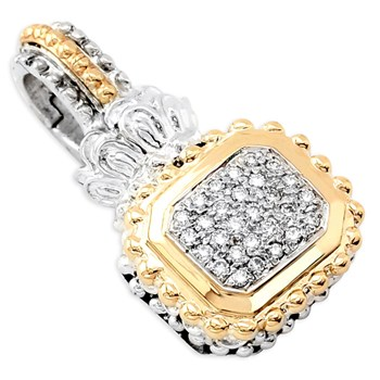 160-313-Quilted Diamond Enhancer