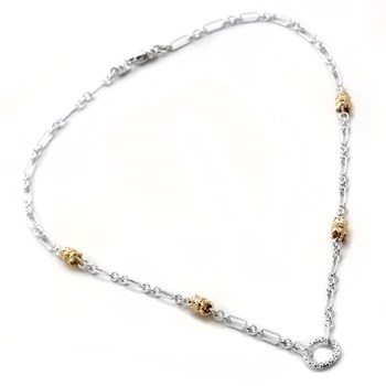 Small Link Necklace-341841