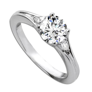Frederic Sage Bridal Ring-348883