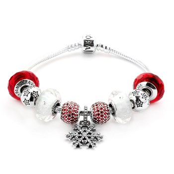 pandora bracelet design ideas pandora bracelets for girls pandora candy cane charm bracelet 1206 - Pandora Bracelet Design Ideas