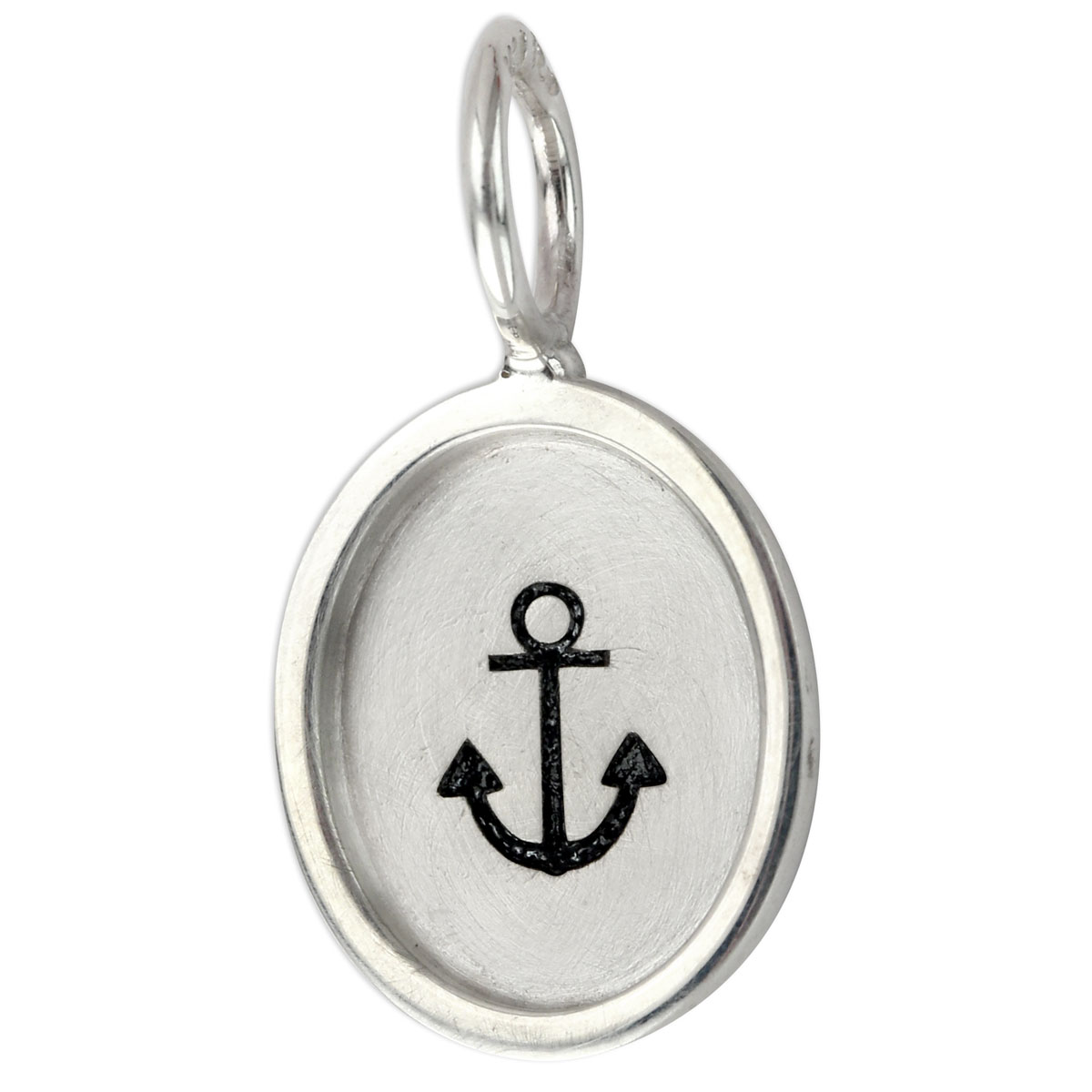 342462-Heather Moore Small Oval Anchor Charm