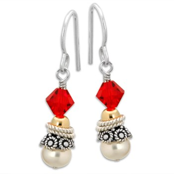 Type 2 Diabetes Earrings-337327