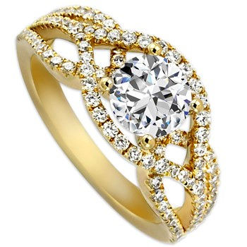 Frederic Sage Bridal Ring-340939
