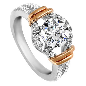 Frederic Sage Bridal Ring-340929