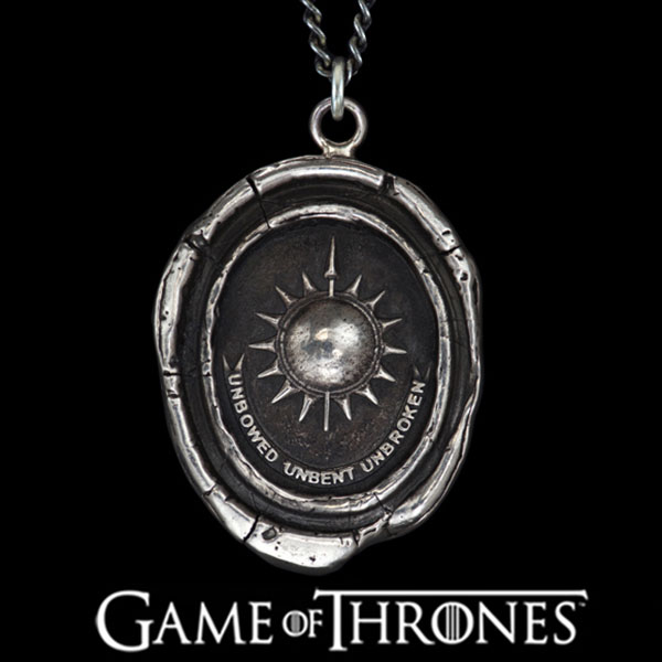 348378-Pyrrha Game of Thrones House Martell Talisman Necklace