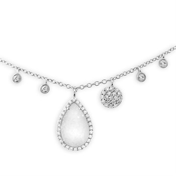 341779-Drusy Necklace