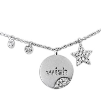 Wish Upon a Star Necklace-341765