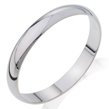 Men's 3mm Wedding Band