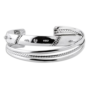 347984-Sterling Silver Bangle