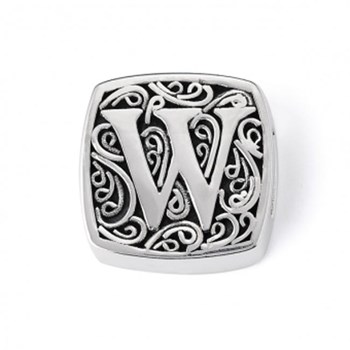 W is for Wow Factor Slide Charm-345024