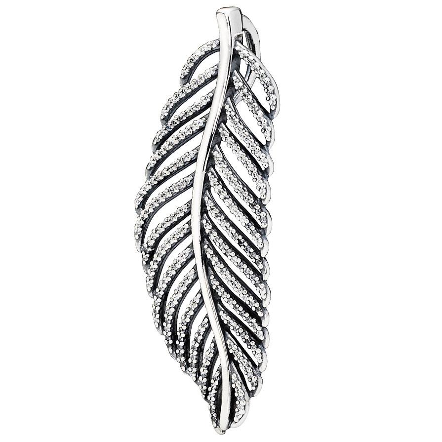 344341-PANDORA Light As a Feather Pendant