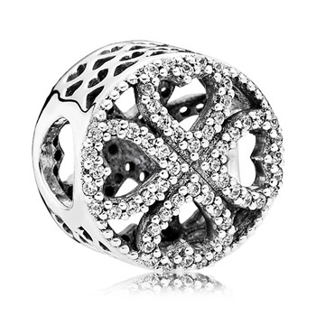 PANDORA Petals of Love Charm *PANDORA Shop in Shop Exclusive*
