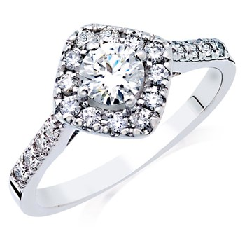 Everly Diamond Ring-345530
