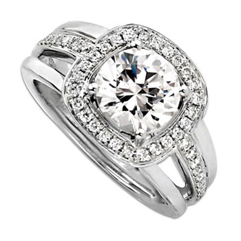Frederic Sage Bridal Ring-334699