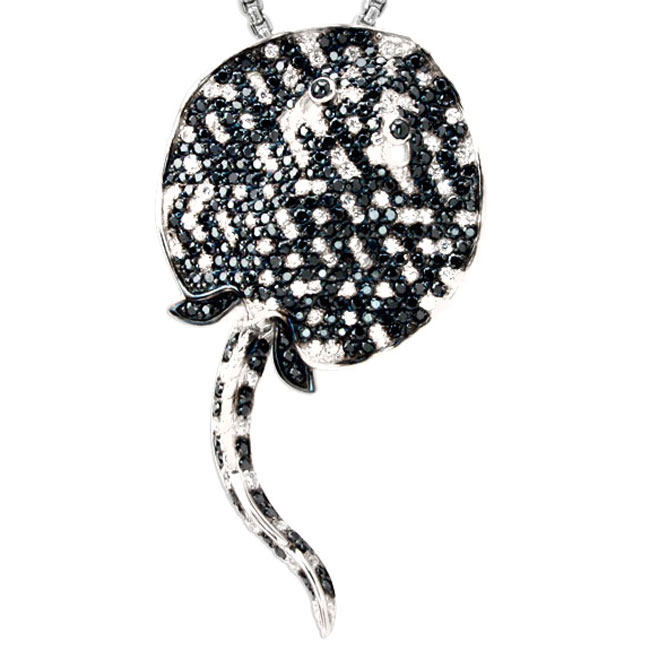337861-Stingray Bling Pendant ONLY 1 AVAILABLE