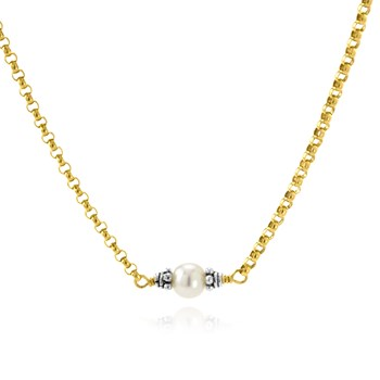 Pearl Petite Necklace