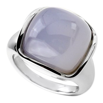Blue Chalcedony Ring-347117