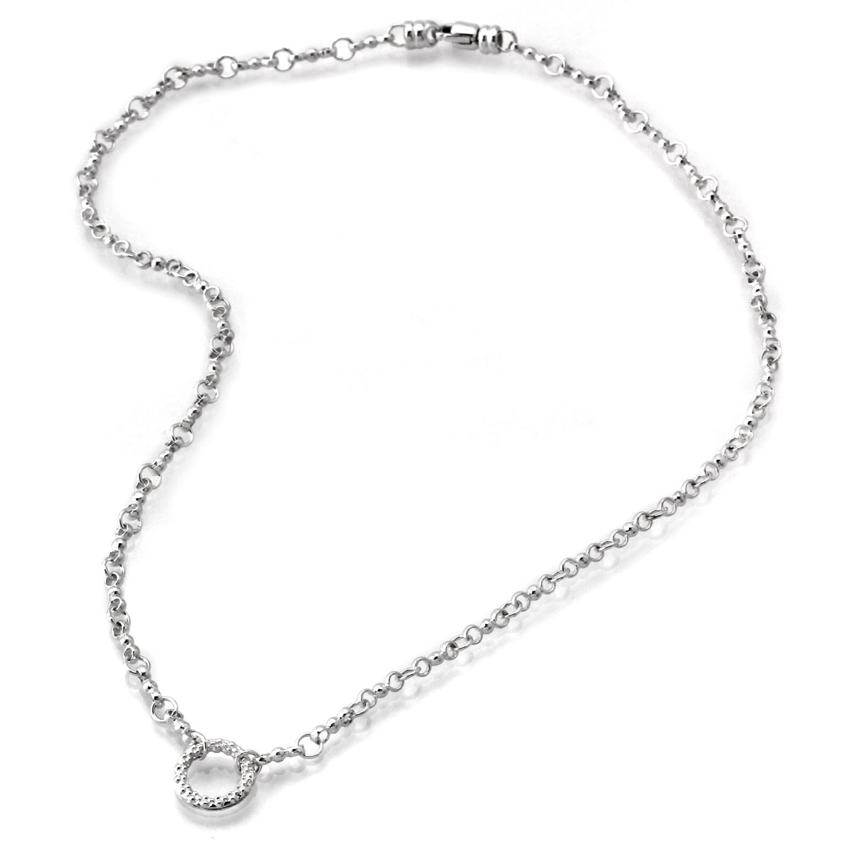 341292-Vahan Sterling Silver Necklace