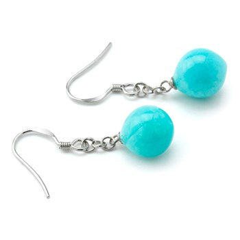 Amazonite Earrings-645-662