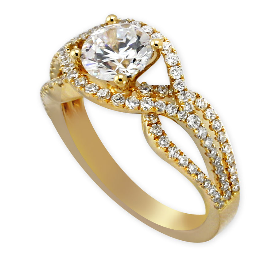 340939-Frederic Sage Bridal Ring