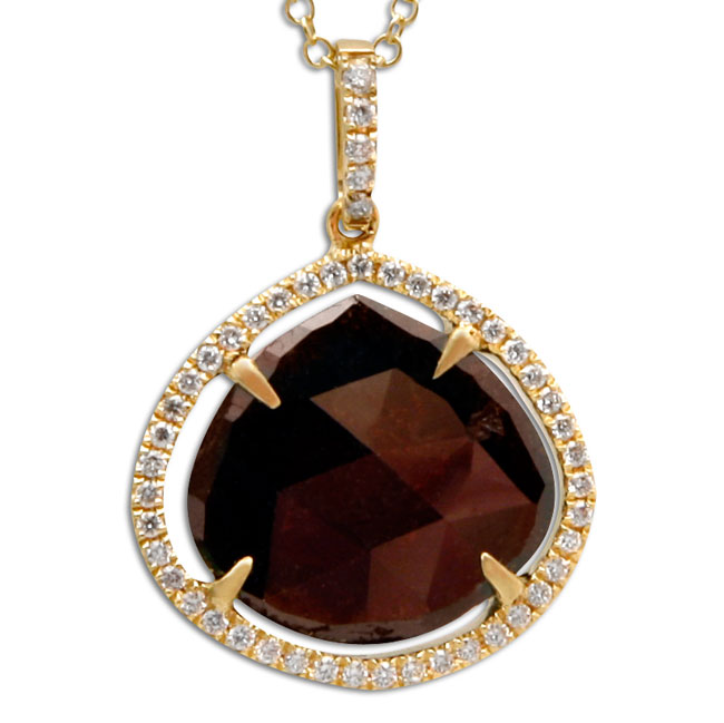 334981-Raw Diamond Pendant
