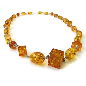 Amber Necklace-261630